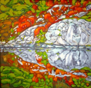 Autumn Landscape (aka The Brain)