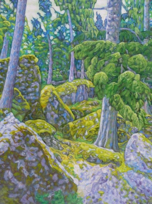 Landslide Garden - Goldnau